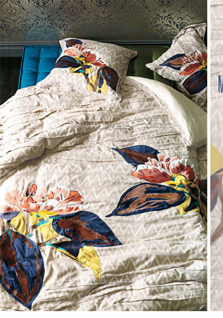 Stellata bedding from Anthropologie - Perfect Picks at The Unexpected Chic