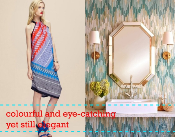 Outfit to Fitout: tribal trend on the Unexpected Chic