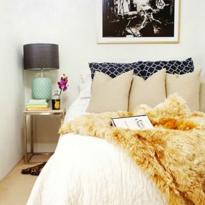 Case Study: Key tips on how 4 small bedrooms became ridiculously chic, plus a sneak peek into my bedroom!