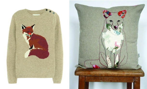 animal trend_fox sweater and cushion-01-01