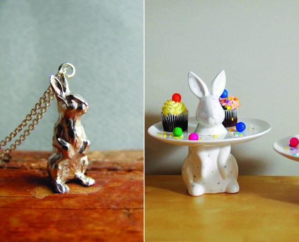 animal trend_rabbit jewelry and cake dish-01