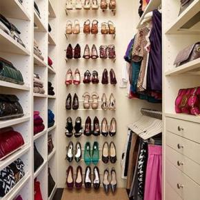 Get Inspired by these Perfectly Organized Closets
